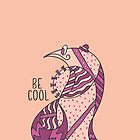 Be Cool Illustration by Jess Emery
