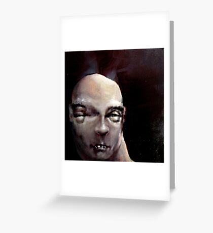 Shanks DeVille Greeting Card