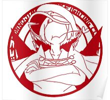 Honnōji Academy Fighting Club Poster