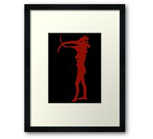 Depeche Mode : Walking In My Shoes Framed Print