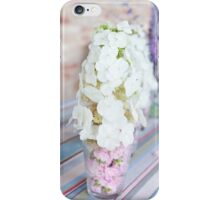 Pastel Flower Pot iPhone Case/Skin
