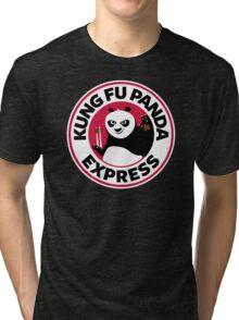 Kung Fu Panda Express Tri-blend T-Shirt