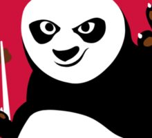 Kung Fu Panda Express Sticker