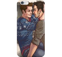 Sweater Weather- Sterek iPhone Case/Skin