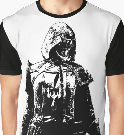 Weathered Peacekeeper For Honor Graphic T-Shirt