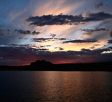 Lake Powell Sunset by Shane Smith