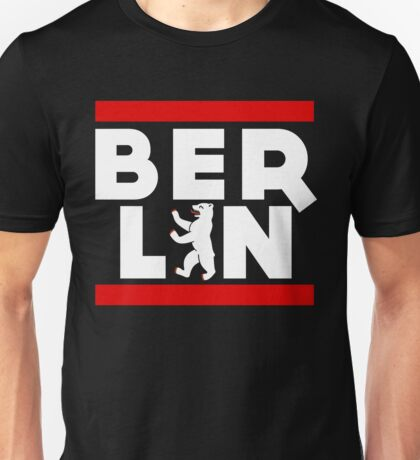 Berlin Bear Unisex T-Shirt