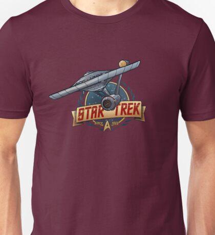 Star Trek since 1966 Unisex T-Shirt