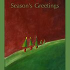 Season's Greetings by Mariana Musa