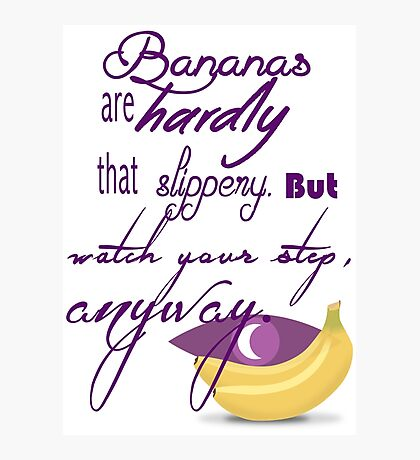 Bananas Photographic Print