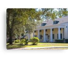 Stephen Foster Museum Canvas Print