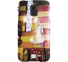The Virgin Mary. Samsung Galaxy Case/Skin