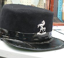 police hat  in 1869 shako / kepi  by Rexcharles