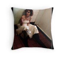 Wedding Days Throw Pillow