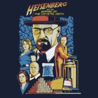 Heisenberg and the Empire of the Crystal Meth by Olipop