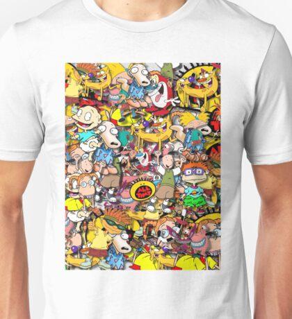 The 90's. Unisex T-Shirt