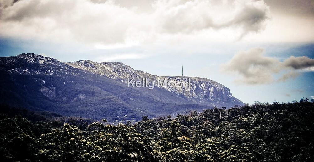 Mt Wellington   by Kelly McGill
