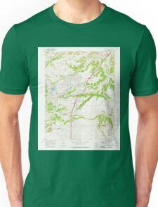 USGS TOPO Map Colorado CO Colorado City 232607 1969 24000 Unisex T-Shirt
