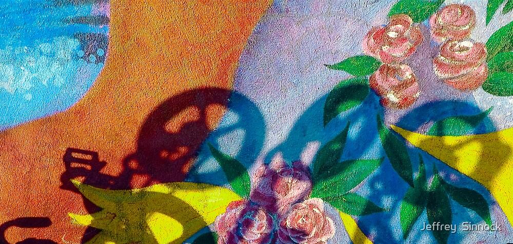 memories of bicycles by Jeffrey  Sinnock