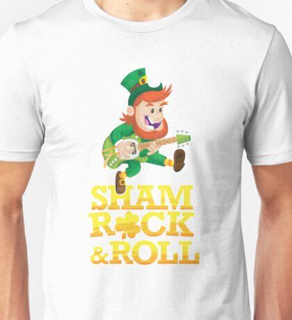 Shamrock & Roll 2 Unisex T-Shirt