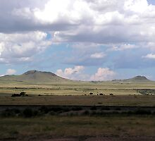 Clouds on the Plains by TMPhoto