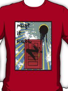 Paint it Black T-Shirt