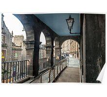 victoria terrace2,edinburgh  Poster