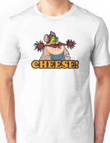 Monterey Jack Cheese Attack! Unisex T-Shirt