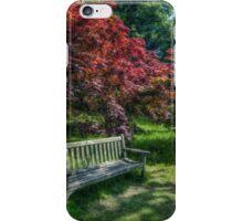 Late Summer Walks iPhone Case/Skin