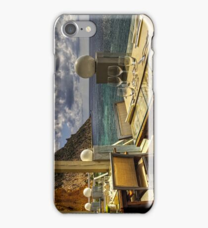 Dining in Paradise iPhone Case/Skin