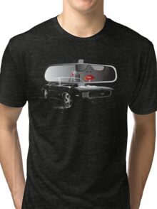 Dangerous Girl Camaro SS Tri-blend T-Shirt