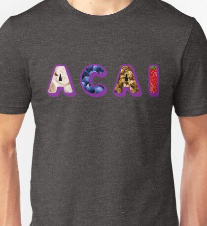 A Ç A Í Unisex T-Shirt