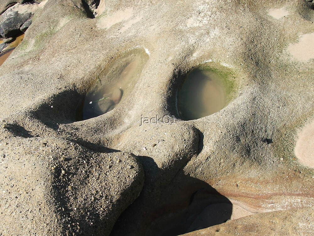 rock face by jack01