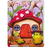 W is for Worms iPad Case/Skin