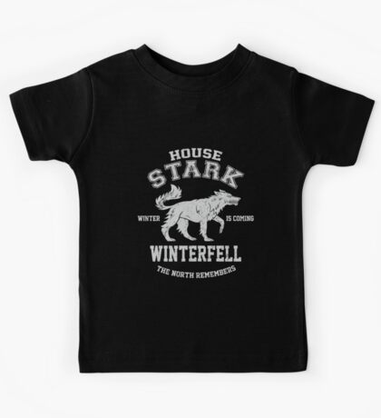 Game Of Thrones Kids Tee