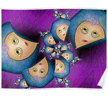 Inner Child - As These Hearts Fall Asleep Poster