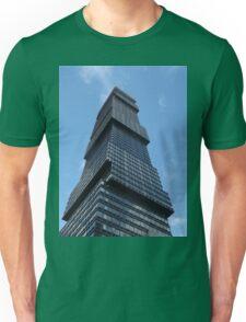 Modern Architecture, Jersey City, New Jersey Unisex T-Shirt
