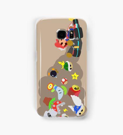Mario Kart Item fury  Samsung Galaxy Case/Skin