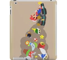 Mario Kart Item fury  iPad Case/Skin