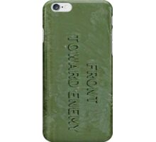 """Front Toward Enemy"" - Cell Phone  Case iPhone Case/Skin"