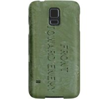 """Front Toward Enemy"" - Cell Phone  Case Samsung Galaxy Case/Skin"