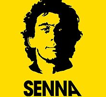 Ayrton Senna  by TotallyF1