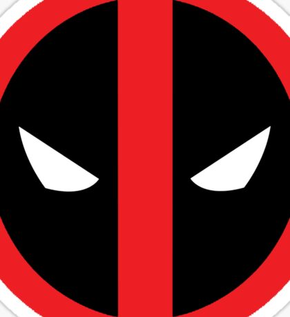 Deadpool Sticker