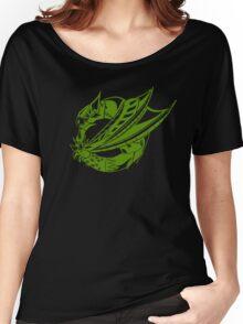 Green Nargacuga Sigil Women's Relaxed Fit T-Shirt