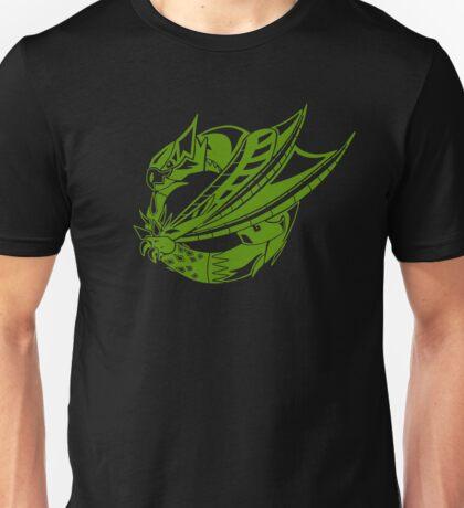 Green Nargacuga Sigil Unisex T-Shirt