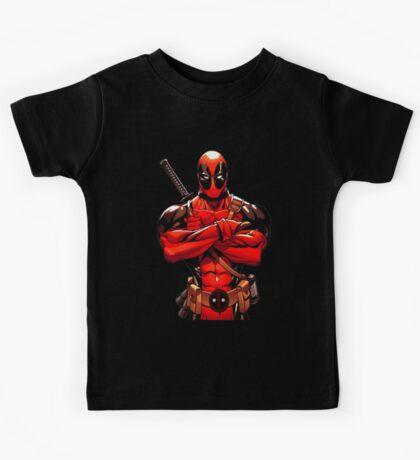 Deadpool Kids Tee