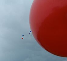 Balloons by Dale Gillard