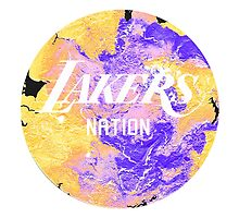 Lakers Nation by BeinkVin
