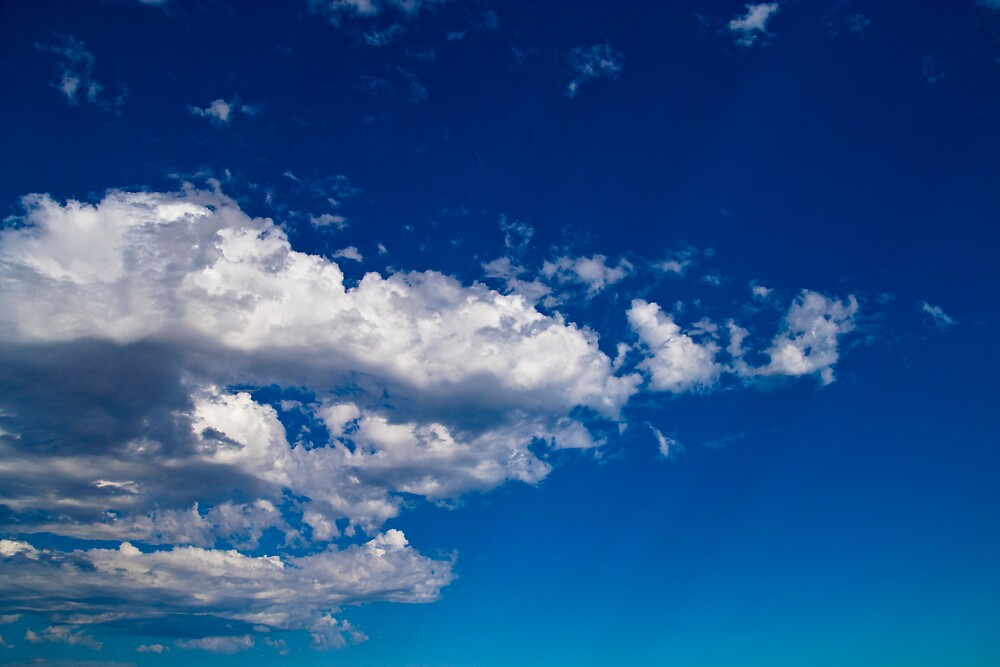 Elegant Sky by Peter Ede