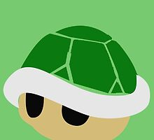 The green carapace by PepperMoon